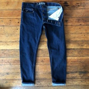 LC King Selvedge Jeans
